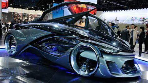 impressionante a gm revela o seu carro do futuro e