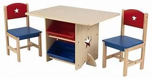 Tisch Und Stühle Kinderzimmer : kidkraft kinderm bel tisch mit aufbewahrungsboxen und 2 st hlen sternchen online kaufen otto ~ Whattoseeinmadrid.com Haus und Dekorationen