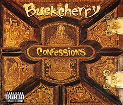 Image result for buckcherry confessions