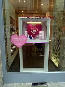 Vitrine Saint Valentin : swarovski vitrine saint valentin retail window display valentine 39 s day pinterest vitrine ~ Louise-bijoux.com Idées de Décoration