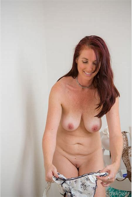 Andy Adams - Andy And Her Lingerie at HQ Babes