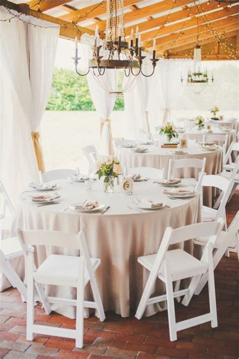 rustic table linens for weddings receptions tablecloths and the white on pinterest