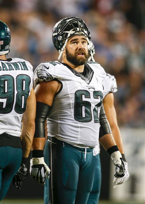 eagles jason kelce lane johnson picked  ap  pro