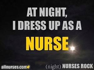 Night Shift Nur... Funny Night Nurse Quotes