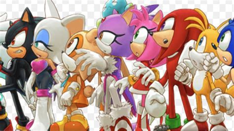 Sonic Dash All Characters Gameplay Review - From Sonic to ...