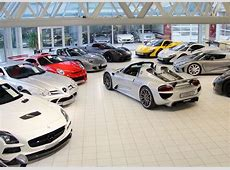 Showroom Auto Salon Singen