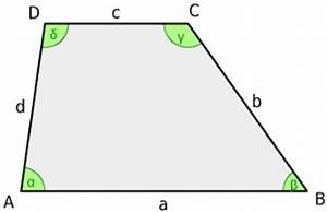 Viereck Winkel Berechnen : trapez geometrie rechner ~ Themetempest.com Abrechnung