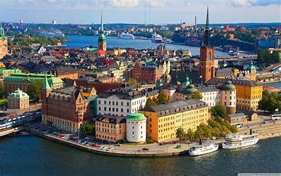 Sweden Stockholm Europe Desktop Wallpapers 4k Background