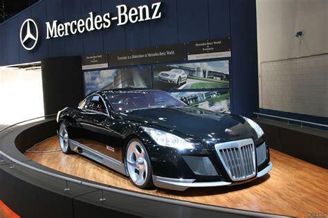 Maybach Exelero, The 8 Million Dollar Luxury Car With 700