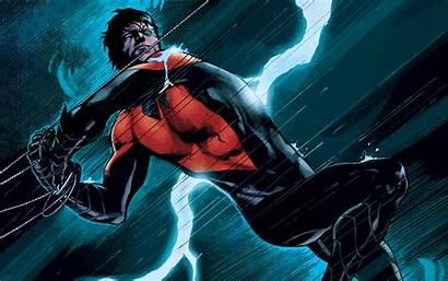 Nightwing Wallpapers Titans Desktop Comic Backgrounds Dc