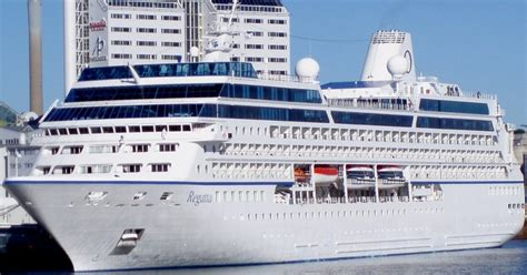 Oceania Regatta - Itinerary Schedule Current Position | CruiseMapper