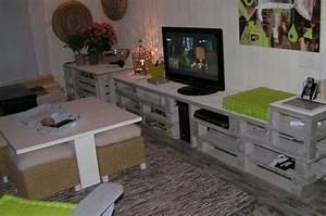 comment faire des meubles avec palettes 20171006150824 With faire des meubles avec des palettes
