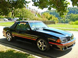 1987 Ford Mustang GT Convertible **ONLY 37,000 ORIGINAL MILES** for sale - Ford Mustang 1987 for ...