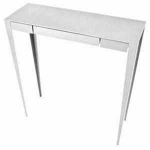 Console A Tiroir : table console tiroir ~ Teatrodelosmanantiales.com Idées de Décoration