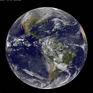 Picture of the Day: A Satellite View of Earth on Earth Day ...