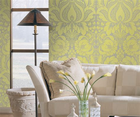 lime green living room wallpaper gallery