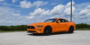 2018 Ford Mustang GT 5.0 6MT Performance Pack Orange 19