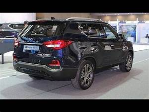 Ssangyong Rexton 2017 : all new ssangyong g4 rexton 2017 18 interior and exterior with full specification youtube ~ Maxctalentgroup.com Avis de Voitures