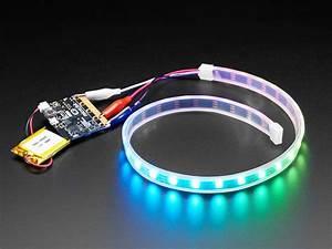 Led Strip Leiste : adafruit neopixel led leiste krokodilklemmen 0 5m ~ Watch28wear.com Haus und Dekorationen