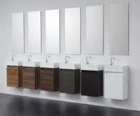 schick fürs gäste wc und für kleine badezimmerräume waschbeckenunterschrank inkl waschbecken - Waschbecken Für Badezimmer