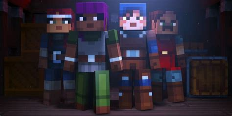 minecraft dungeons announced releasing   pc