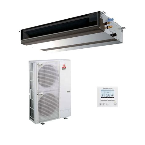 Mitsubishi Hvac by Mitsubishi Electric Air Conditioning Pead Rp140jaq Ducted
