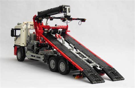 lego technic erwachsene lego technic recovery truck lego technic lego fahrzeuge lego und lego lkw