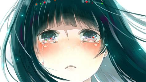 Sad Anime Faces Wallpapers