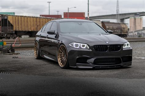 A Bmw F10 M5 Gets Some Directional Forged Goodies Adv1