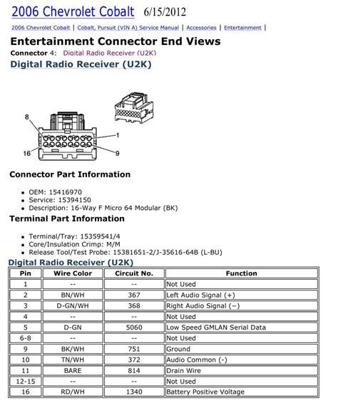 Chevy Impala Radio Wiring Diagram Volovets Info