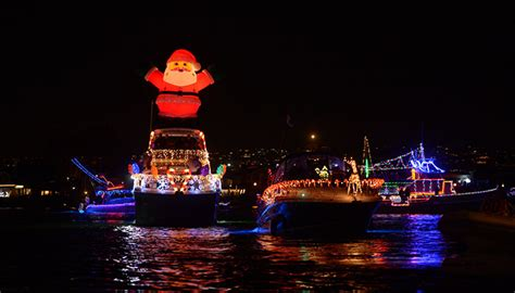 Where To Park For Newport Beach Boat Parade by Grand Marshal Line Up Announced For 108th Newport Beach