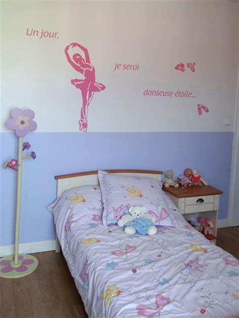 stickers chambre fille princesse decoration chambre fille danseuse paihhi com