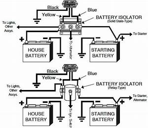 Smart battery isolator wiring diagram get free image for Rv battery wiring diagram get free image about wiring diagram