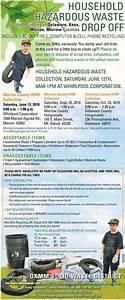 Hazardous Waste Collection Day Saturday - Marion Online