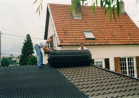 solarkollektor selber bauen poolheizung einfache montage schwimmbeckenheizung solarabsorber selber bauen