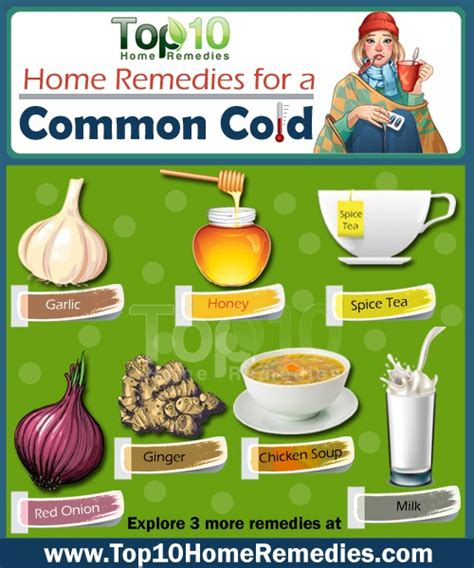 cure home remedy home remedies for common cold top 10 home remedies