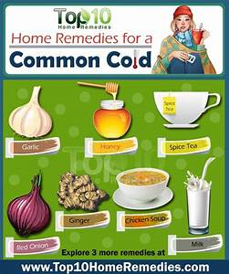 home remedies for cough cold and headache