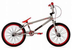 20 Zoll Fahrrad Körpergröße : bmx fahrrad 20 zoll silber rot twentyinch ks cycling ~ Kayakingforconservation.com Haus und Dekorationen