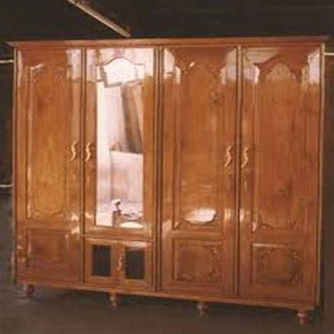 wooden almirah console cabinet manufacturer   delhi