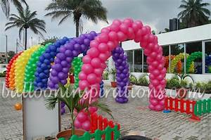 kid's birthday party - Carnival themed party decoration