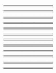 manuscript paper pdf songseek free download With music manuscript template