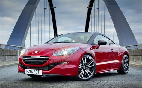 peugeot cars uk peugeot rcz review