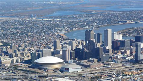 Sellers must disclose all information that is listed on their tickets. Superdome, Super Roof: Iconic Mercedes-Benz Superdome in New Orleans Sports Its Brightest Look ...