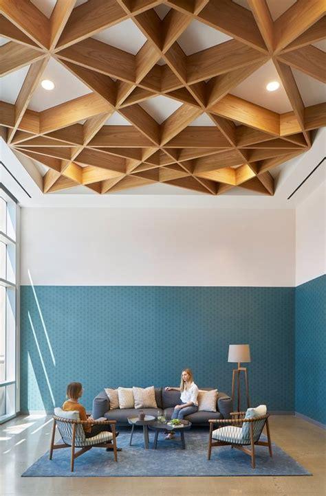 model plafon kayu terbaru desain rumah