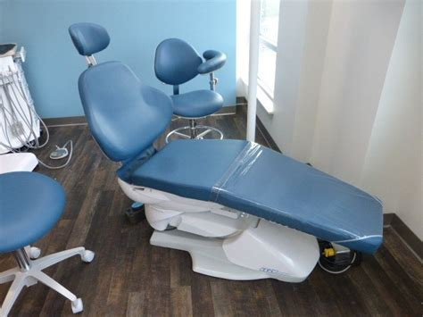 tpc mirage hydraulic chair pre owned dental inc