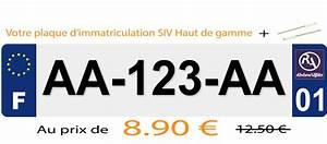 Immatriculation Voiture étrangère En France : plaque immatriculation prix automobile garage si ge auto ~ Gottalentnigeria.com Avis de Voitures