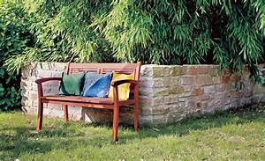 Mauer Bauen Fundament : steinmauer ~ Orissabook.com Haus und Dekorationen