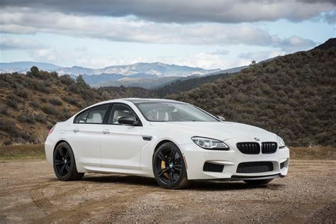2017 Bmw M6 Gran Coupe Vs. 2016 Bmw Alpina B6 Xdrive Gran