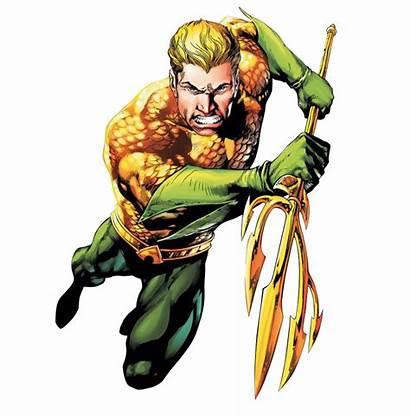 Aquaman Transparent Clipart League Lantern Asthonx1 Justice