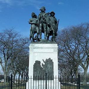 Battle of Fallen Timbers Memorial – Military History of ...